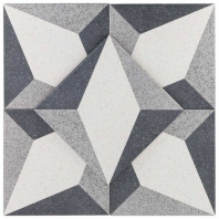 Novel Klee 9x9 Porcelain Moroccan Tile