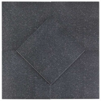 Novel Nero 9x9 Porcelain Tile