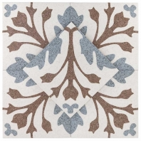 Novel Preiss 9x9 Porcelain Moroccan Tile