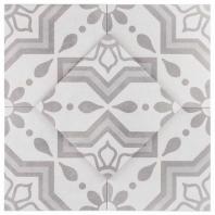 Havana Silver Sky 9x9 Porcelain Moroccan Tile