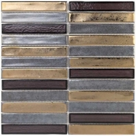 Tempo Storm Ceramic Stacked Metallic Tile