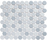 Harmony Series Octave Breeze Penny Round Tile