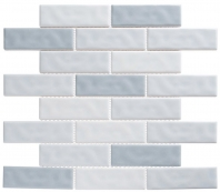 Harmony Series Octave Breeze Brick Interlocking Tile