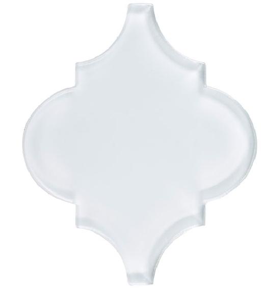 Glazzio Versailles Series White Tulip VS-421