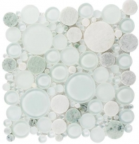 Tile Bubble Full Sheet Moonstone BFS-401