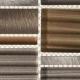 Glazzio Corrugated Series Olivine Shell CSS-123