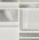 Glazzio Corrugated Series Olivine Shell CSS-121