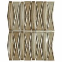 Baroque Adwick Firma 3D Mosaic Tile BRQADWKFIRM