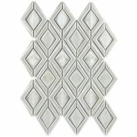 Baroque Ravello Grigio 3D Mosaic Tile BRQRVLGRIG