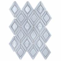 Baroque Ravello Sky 3D Mosaic Tile BRQRVLSKY
