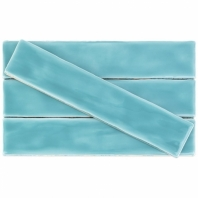 Boston Aquamarine 2x10 Subway Tile TLAMBSTAQM2X10