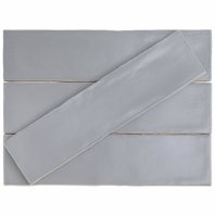 Colonial Gray Matte 3x12 Subway Tile TLCFCLNGRYM3X12