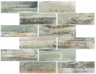 Painted Forest Series Kiwi Grove Subway Tile PTF985