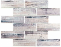 Painted Forest Series Walnut Field Subway Tile PTF986