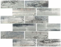 Painted Forest Series Fern Terrace Subway Tile PTF988