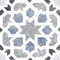 Retro Neuve Series Love Burst Moroccan Tile 9217