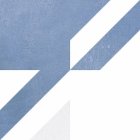Retro Neuve Series Helsinki Bleu Moroccan Tile 9226