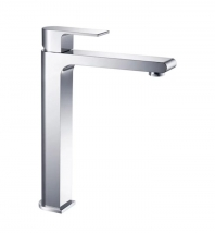 Fresca FFT9152CH Allaro Single Hole Vessel Mount Bathroom Faucet in Chrome