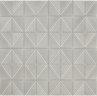 Daltile RV18 Revalia Structural White Stacked Ceramic Tile