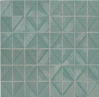Daltile RV20 Revalia Structural Sage Green Stacked Ceramic Tile