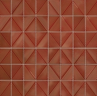 Daltile RV22 Revalia Structural Spice Stacked Ceramic Tile