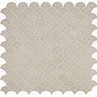 Daltile RV27 Revalia Graceful Greige Ceramic Fan Tile