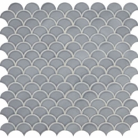 Daltile RV29 Revalia Exquisite Sky Ceramic Fan Tile
