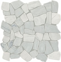 Daltile DA33 Raine Pebble Cirrus Storm Pebble Marble Tile