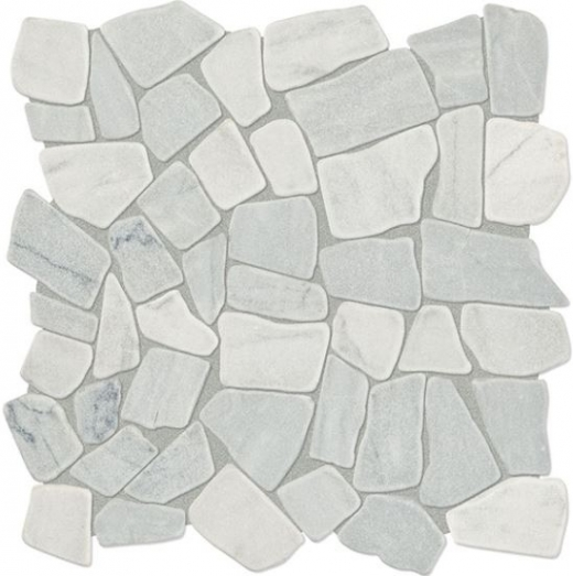 Daltile DA33 Raine Pebble Cirrus Storm Pebble Marble Tile