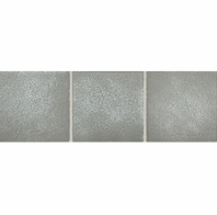 Daltile VM01 Vintage Metals Square Whitewash Titanium Tile