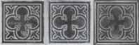Daltile VM02 Vintage Metals Decorative Whitewash Iron Tile
