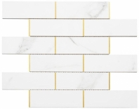 Golden Age Series Gilted Hall Subway Tile GOL461