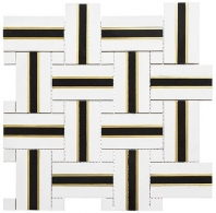 Golden Age Series Neo Chic Basketweave Tile GOL464