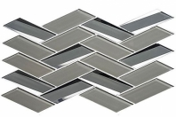 Tidal Waves Series Anchors Away Herringbone Tile TW713