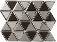 Pinwheel Series Rhino Wind Hexagon Tile PWL816