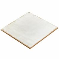 Angela Harris Dunmore Blanco 8x8 Encaustic Tile TLMZAHDMBLN8x8