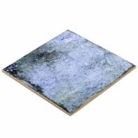 Angela Harris Dunmore Blu 8x8 Encaustic Tile TLMZAHDMBLU8x8