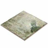 Angela Harris Dunmore Green 8x8 Encaustic Tile TLMZAHDMGRN8x8