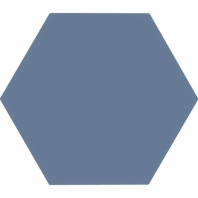 "Aries Azul 8"" Hexagon Tile TLKRARSAZUL"