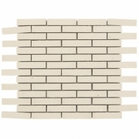 Downtown Brick Khaki 1/2x3 Interlocking Tile DWTNBRKKAHKI