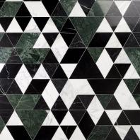 Kalmar Verdone Geometric Tile KALMARVERDONE