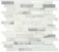 Minute Mosaic Stormy Mist 5/8 Random Mosaic Tile