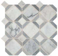 Sublimity Natural Stone Cirrus Storm Parque Mosaic Tile