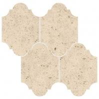 Parksville Stone Kalahari Beige Victorian Mosaic Tile