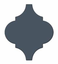 Mythology Titan Arabesque Ceramic Tile