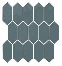 Mythology Aura Picket Mosaic Tile