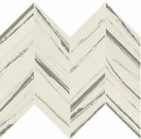 Vertuo Stria Composer Chevron Mosaic Tile