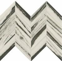 Vertuo Stria Bravura Chevron Mosaic Tile