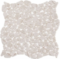 Riverbed Series Fall Stream Pebble Mosaic Tile