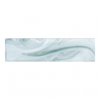 Elegant Swirl Series Deepsea Current Subway Tile